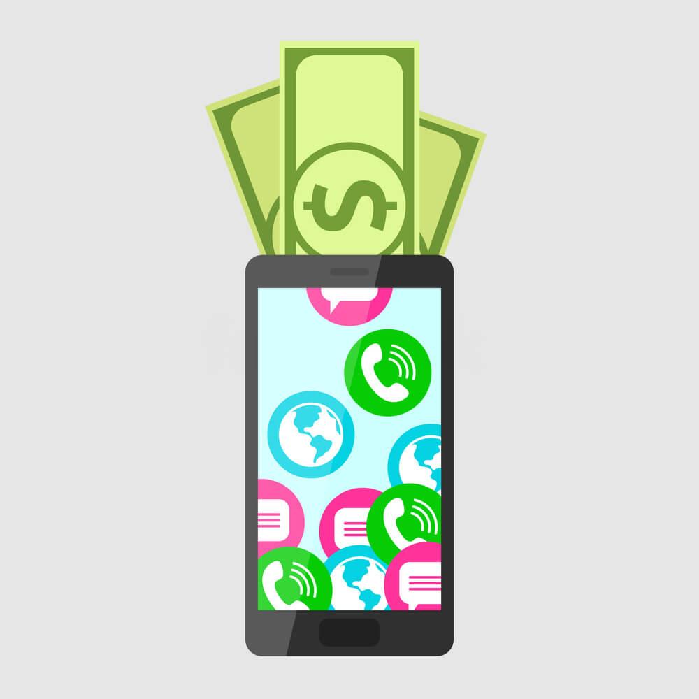 Kup like SMS